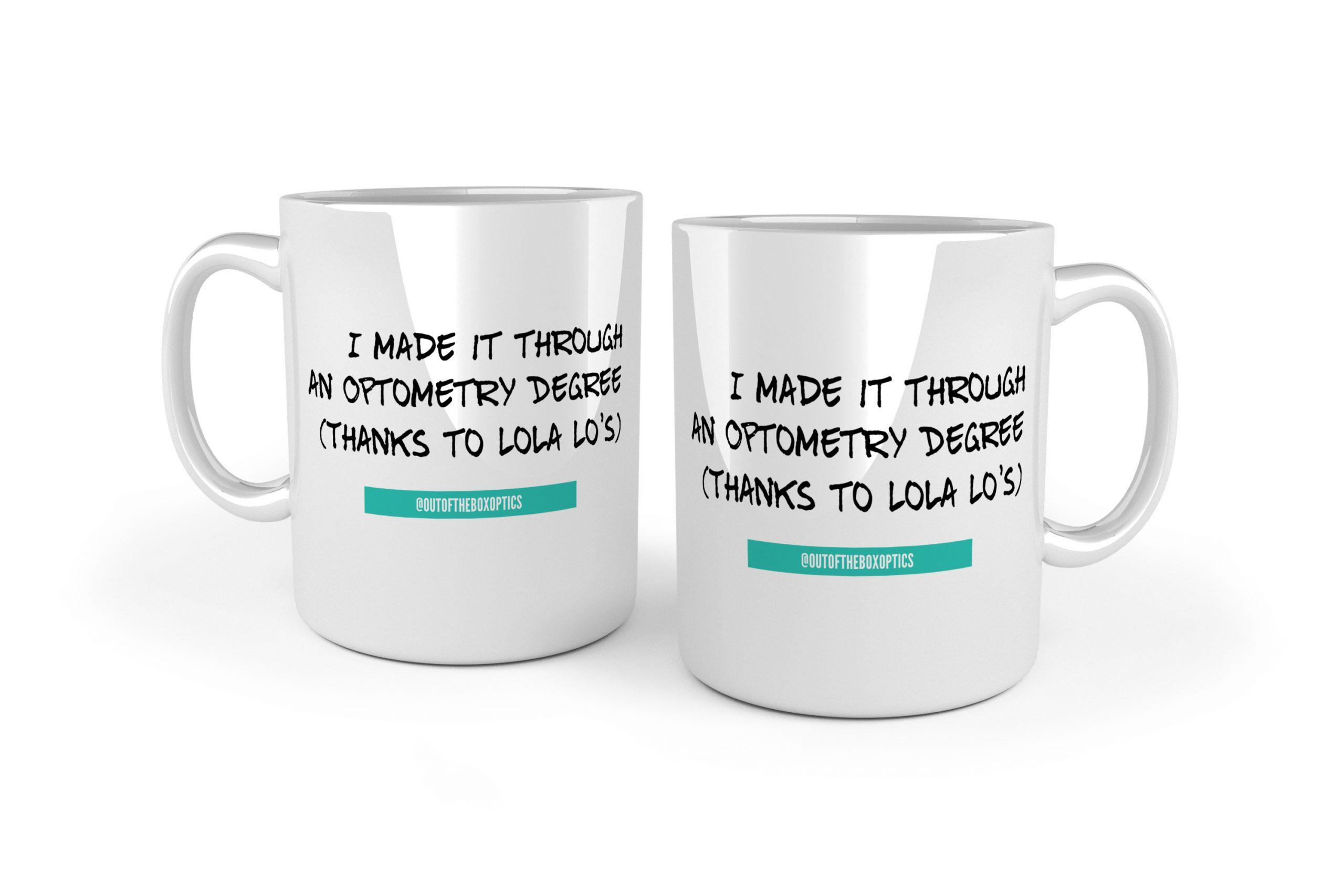 Thanks To Lola Lo's – Ceramic Mug