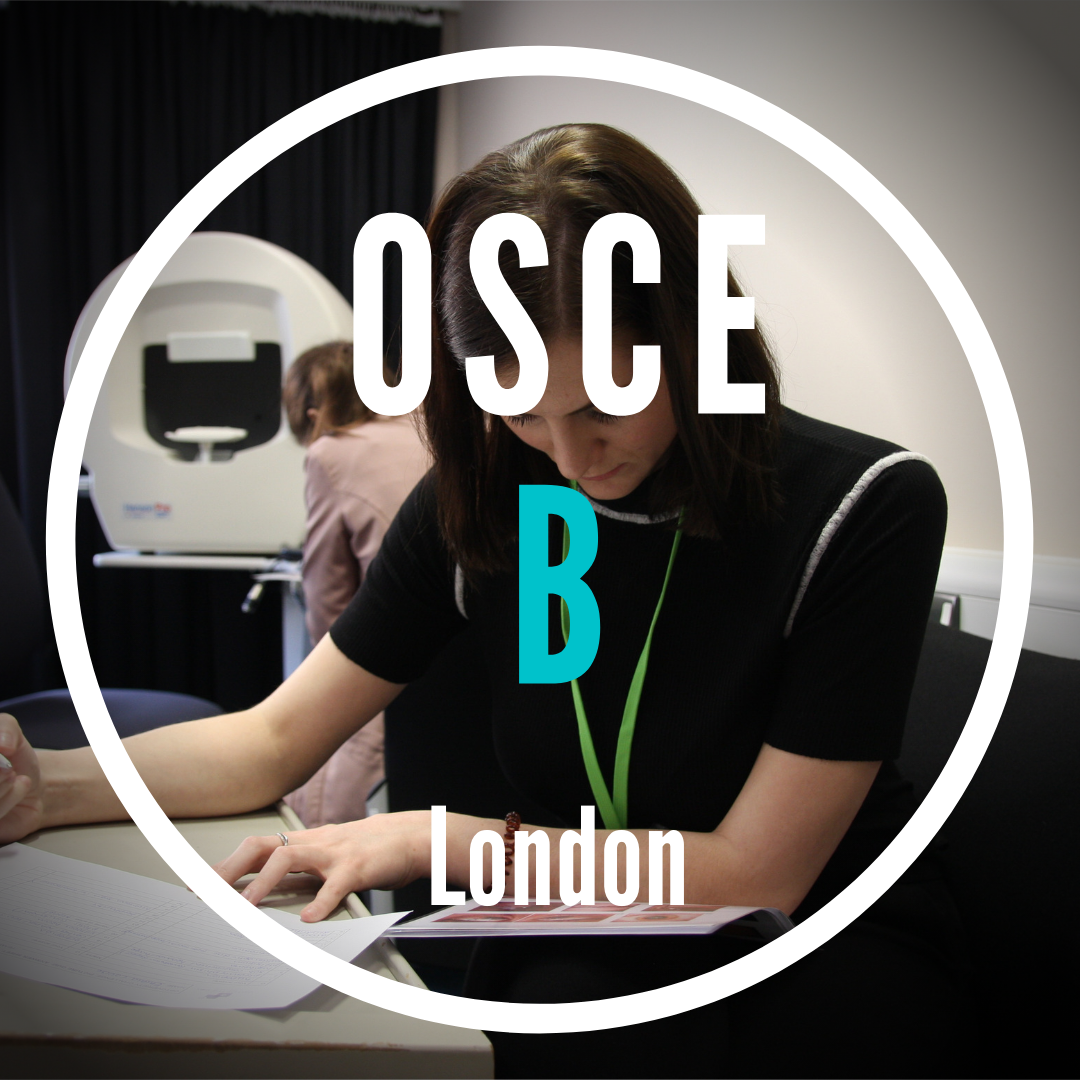OSCE B|London|Sat 11 Sep|11.30am-1.30pm
