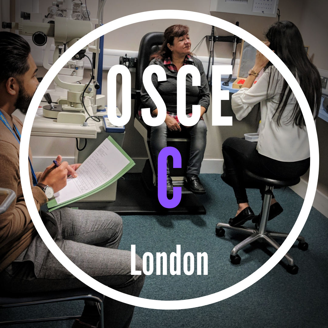 OSCE C|London|Sat 11 Sep|2.30pm-4.30pm